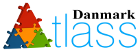 Atlass Danmark Logo